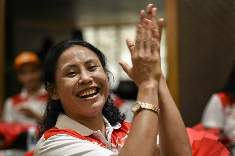 Sarita Devi elected unopposed to AIBA athletes commission