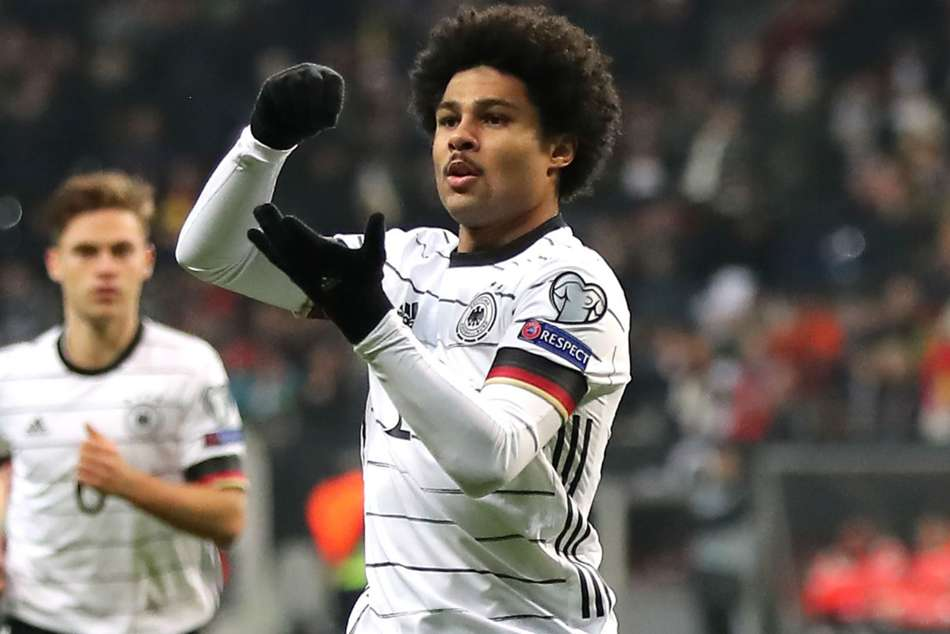 Germany 6-1 Northern Ireland: Gnabry scores stunning hat-trick