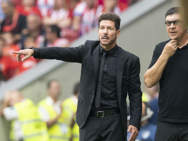 Can Simeone pull it back?