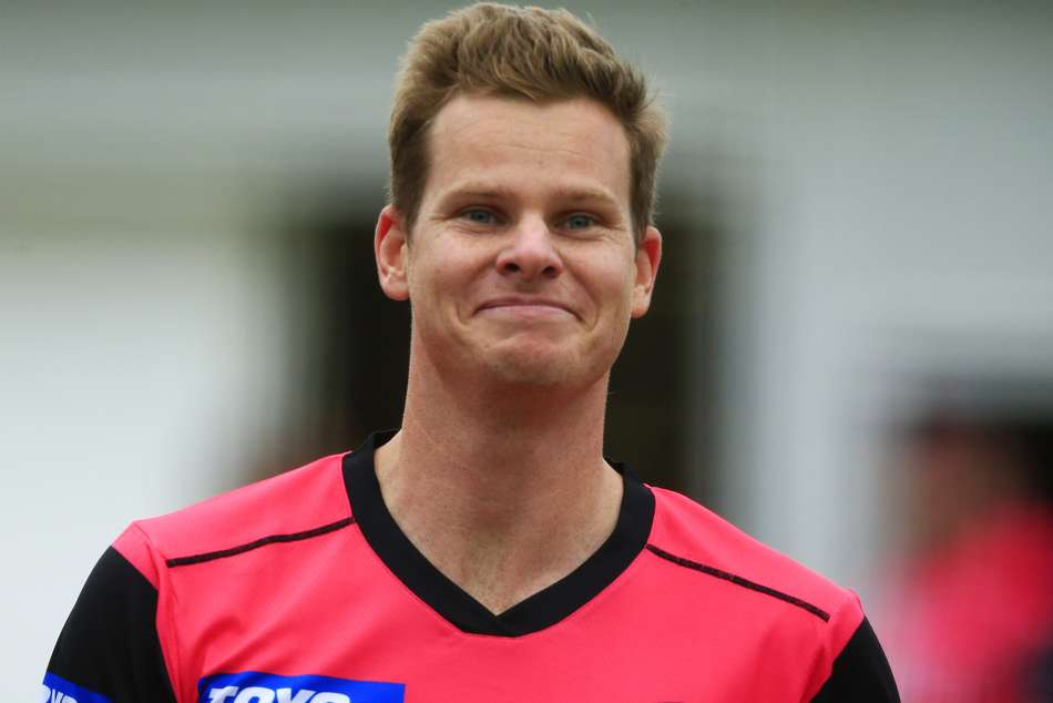 Steve Smith Sydney Sixers Big Bash League