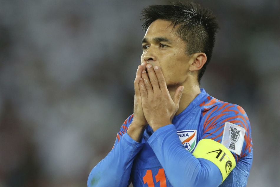 Sunil Chhetri doing his best despite being 35, hes not going anywhere: India Head Coach Igor Stimac