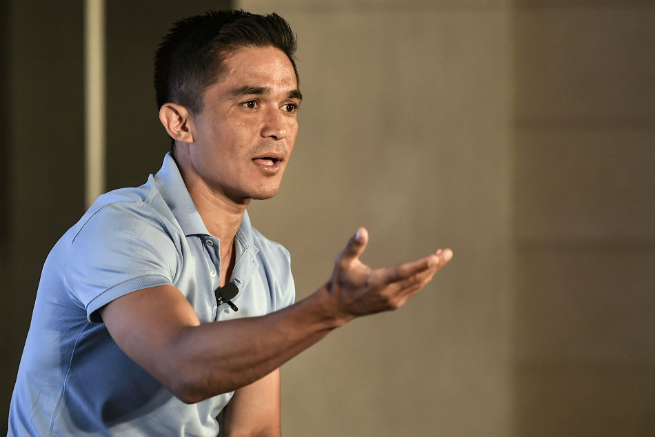 Have to be a tougher unite while defending: Skipper Chhetri