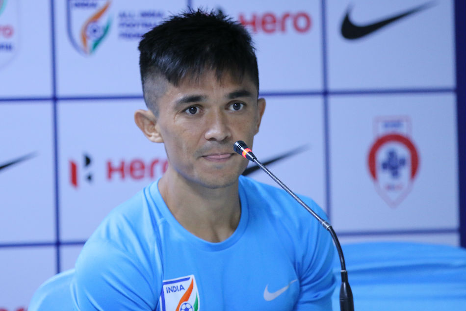 Oman vs India, 22 FIFA World Cup Qualifiers: Points not revenge on mind against Oman: Sunil Chhetri
