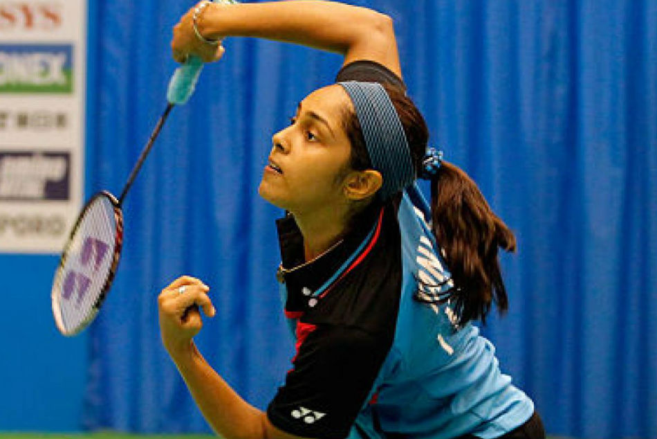 Tanvi will face Russias Natalia Perminova in the opening round (Image Courtesy: BWF website)