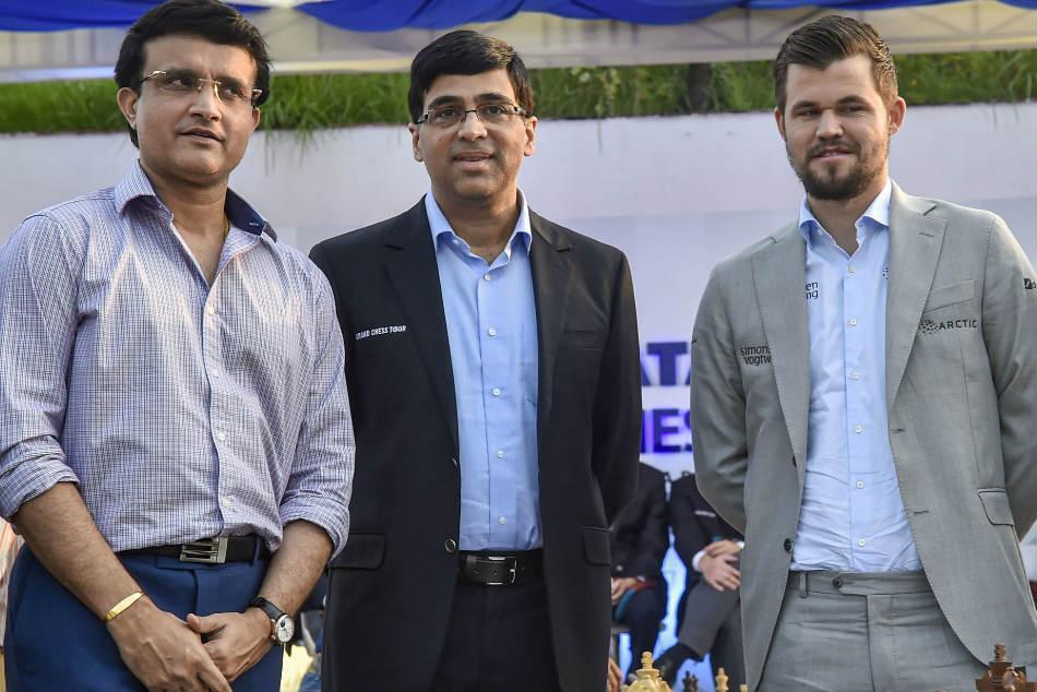 Tata Steel Chess: Anand eyes London berth