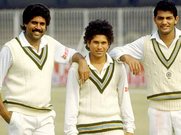 1. Debut: November 15, 1989 vs Pakistan, Karachi