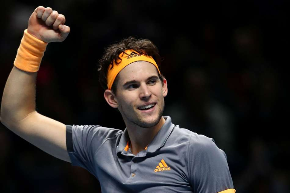 ATP Finals: Thiem dethrones Zverev to set up Tsitsipas final