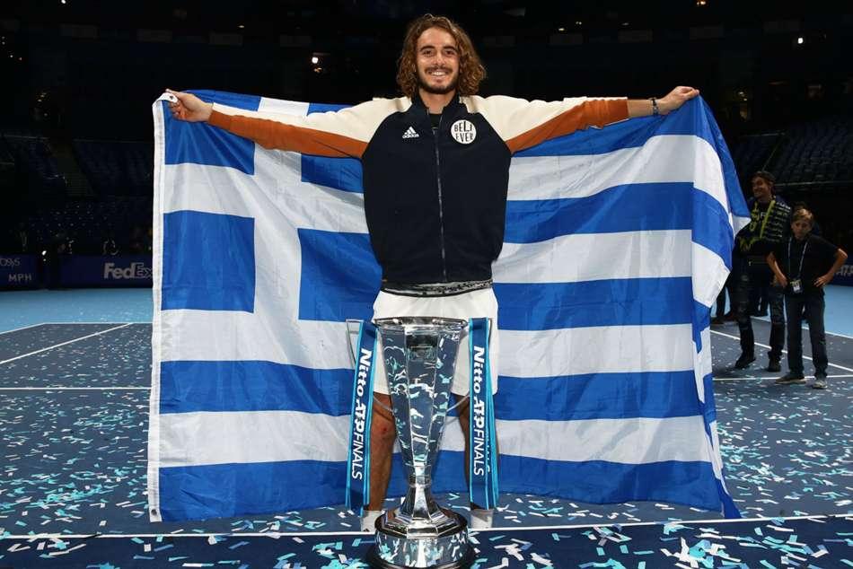 History-making Tsitsipas stunned by ATP Finals turnaround