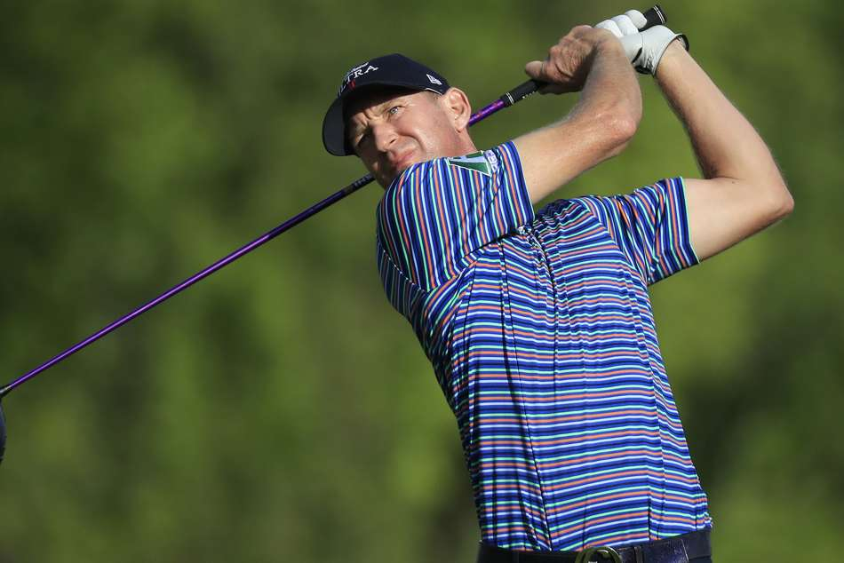 Taylor, Todd share Mayakoba lead ahead of Monday finish