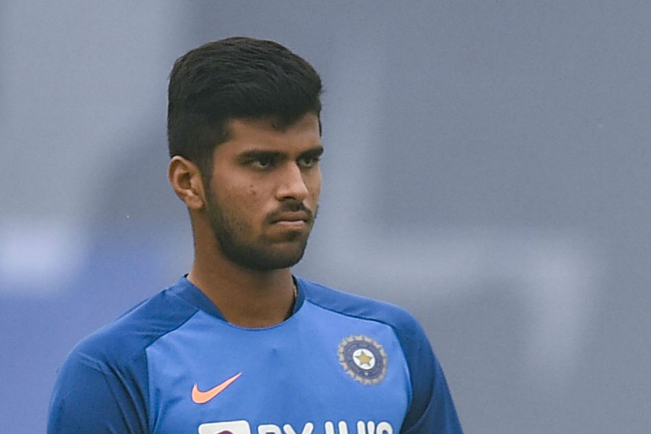 Calm and composed spinners play a big role in T20s, says Washington Sundar - myKhel