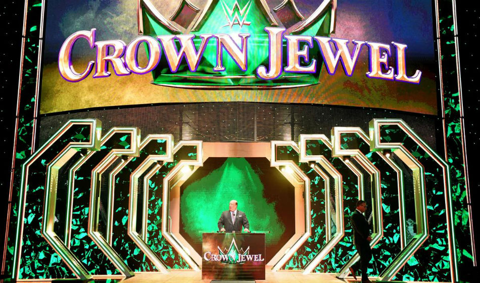 Saudi Arabia Crown Jewel press conference (image courtesy WWE.com)