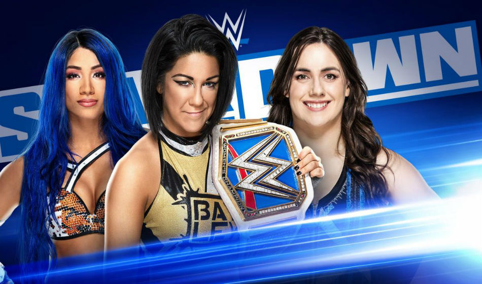 WWE Friday Night SmackDown preview and schedule: November 15, 2019