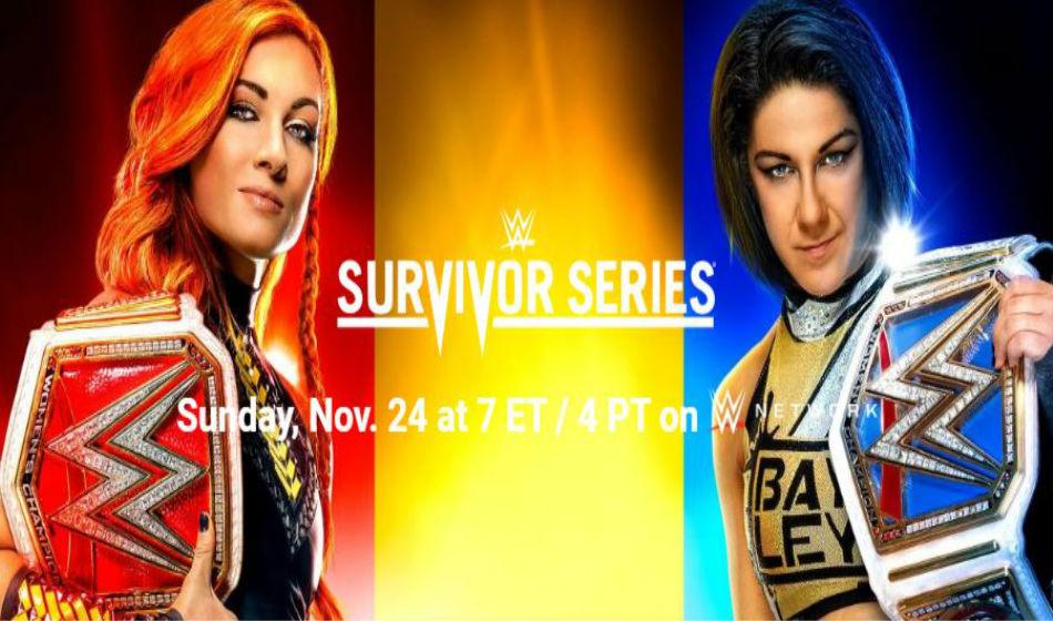Wwe Survivor Series 2019 Match Card Preview Predictions Tv Info Start Time