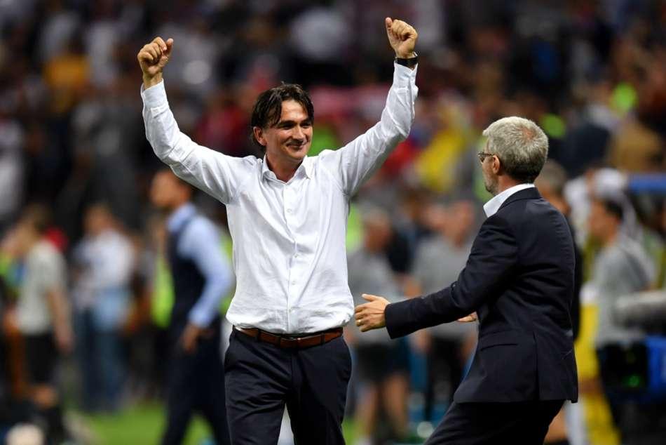Croatia and Austria win to qualify for Euro 2020