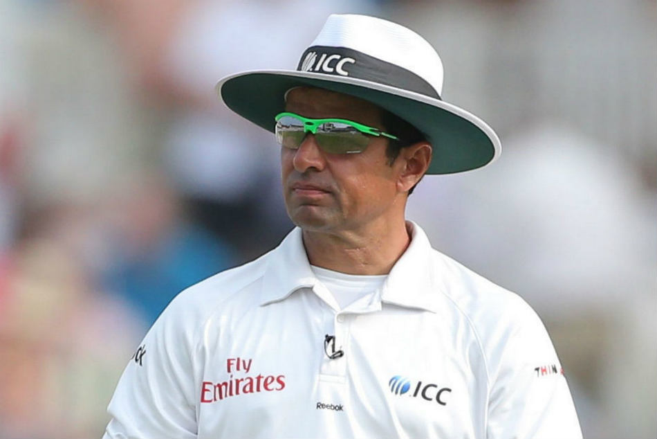 Aleem Dar set to break Steve Bucknor's record as umpire officiating most Test matches