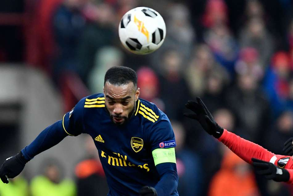 Standard Liege 2-2 Arsenal: Lacazette and Saka inspire fightback as Gunners win the group