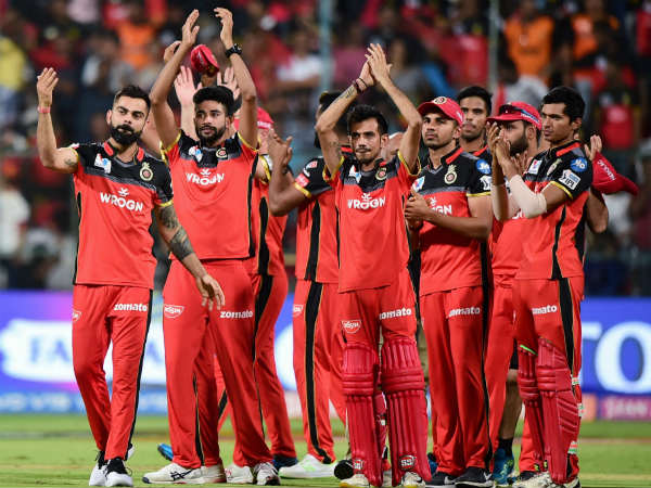 2. Royal Challengers Bangalore