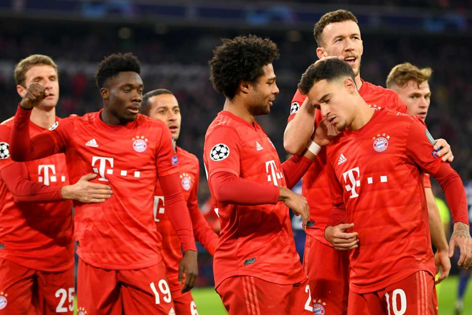 Bayern Munich 3-1 Tottenham: Group B winners too strong for much-changed Spurs