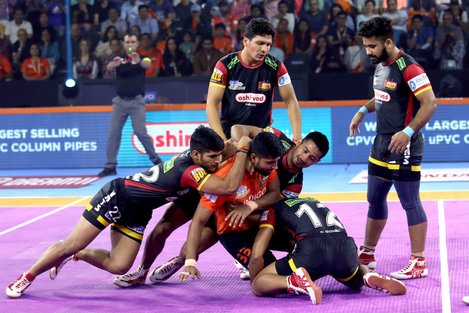 #IsseToughKuchNahi - Kabaddi the Toughest Sport