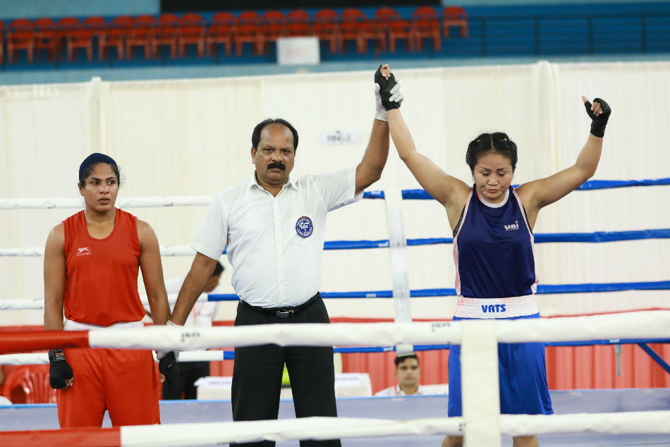 Chandigarh, Punjab boxers dominate on day 2 of Womens National Boxing Championships