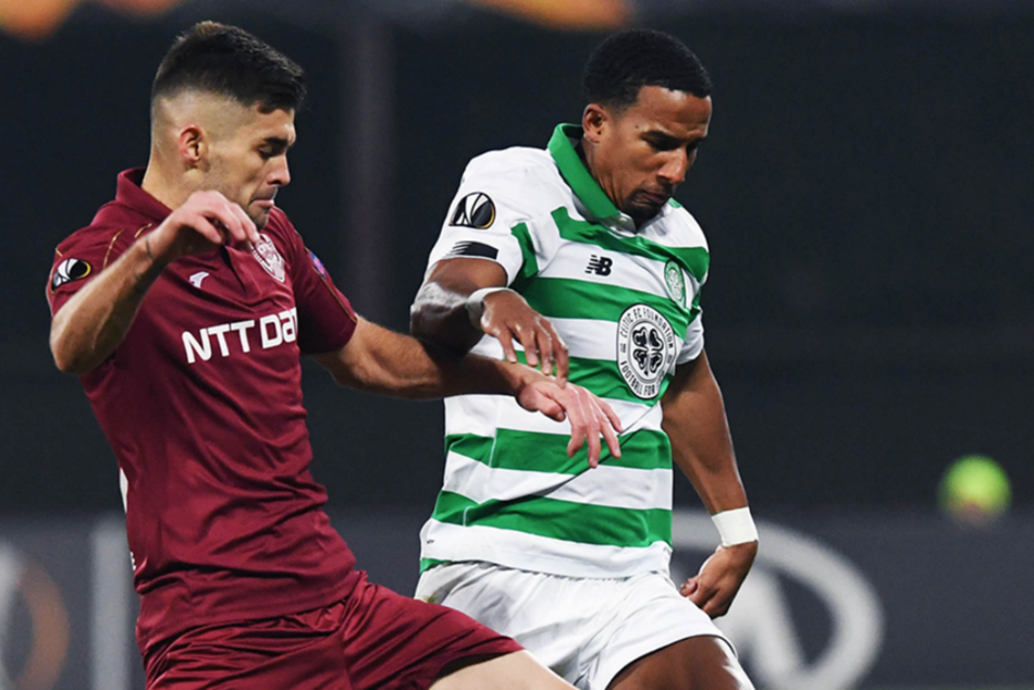 Cluj 2-0 Celtic: Dismal Hoops suffer first Europa League defeat