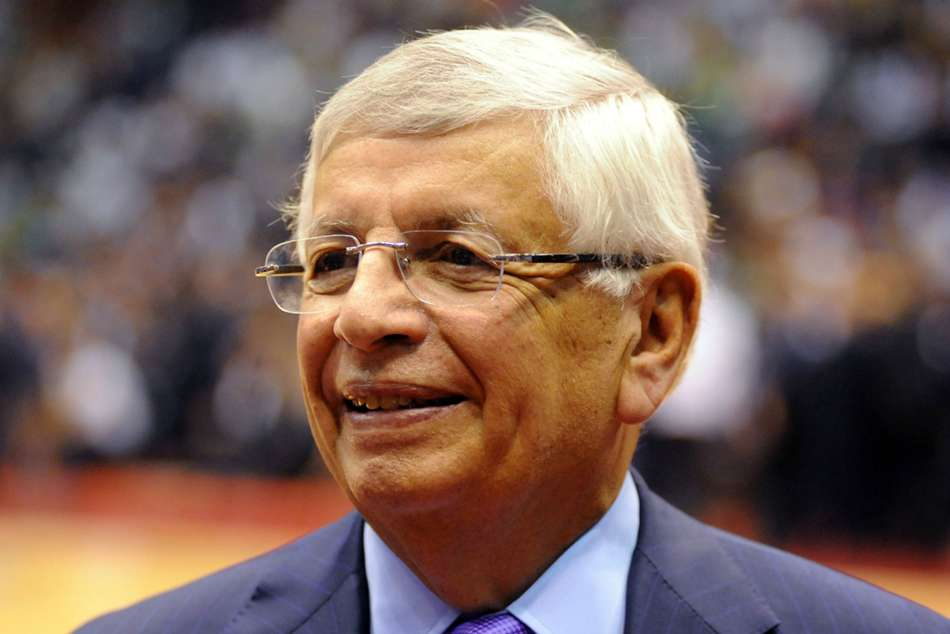 Ex-NBA commissioner Stern suffers brain haemorrhage