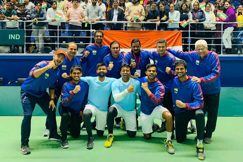 India can repeat magical moments against higher-ranked Croatia in their next Davis Cup tie: Coach Zeeshan Ali