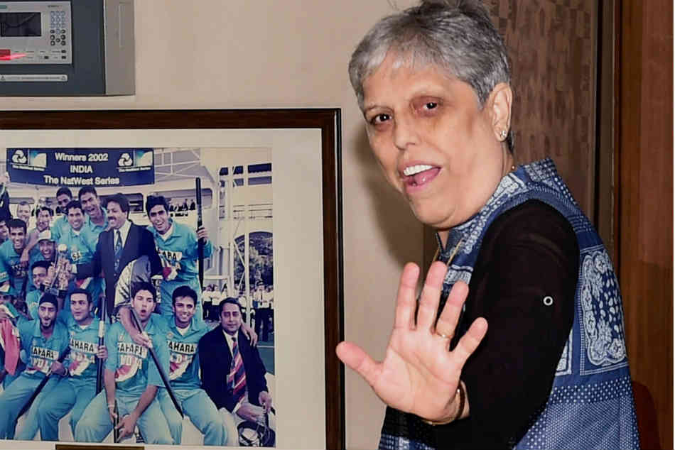 Diana Edulji, Farokh Engineer trade verbal volleys in public
