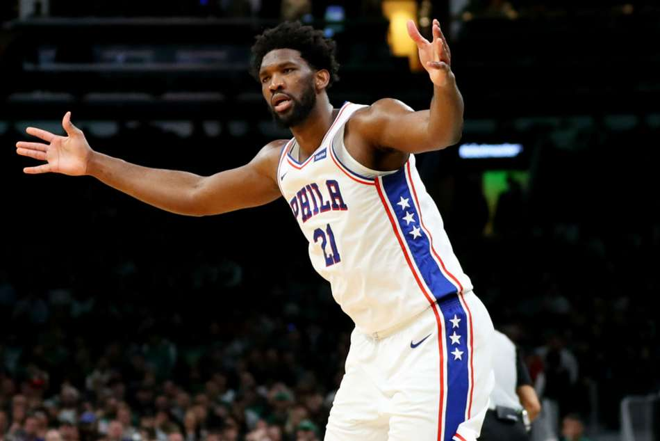 Embiid motivated by Shaq & Barkley criticism