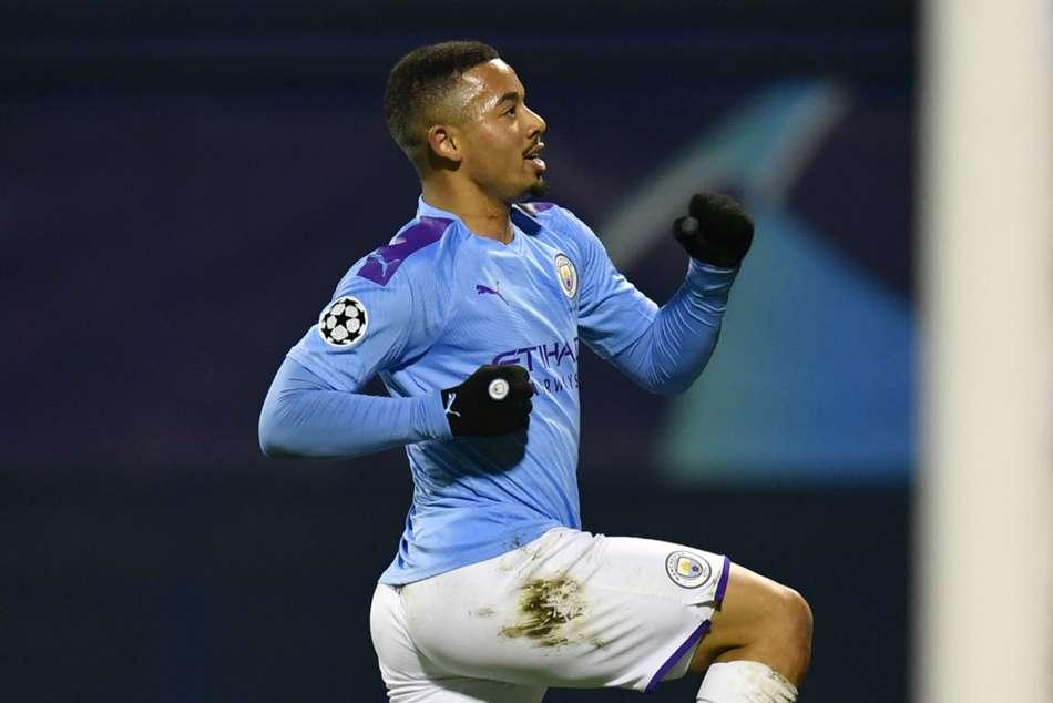 Dinamo Zagreb 1-4 Manchester City: Jesus hat-trick ends Dinamo dream