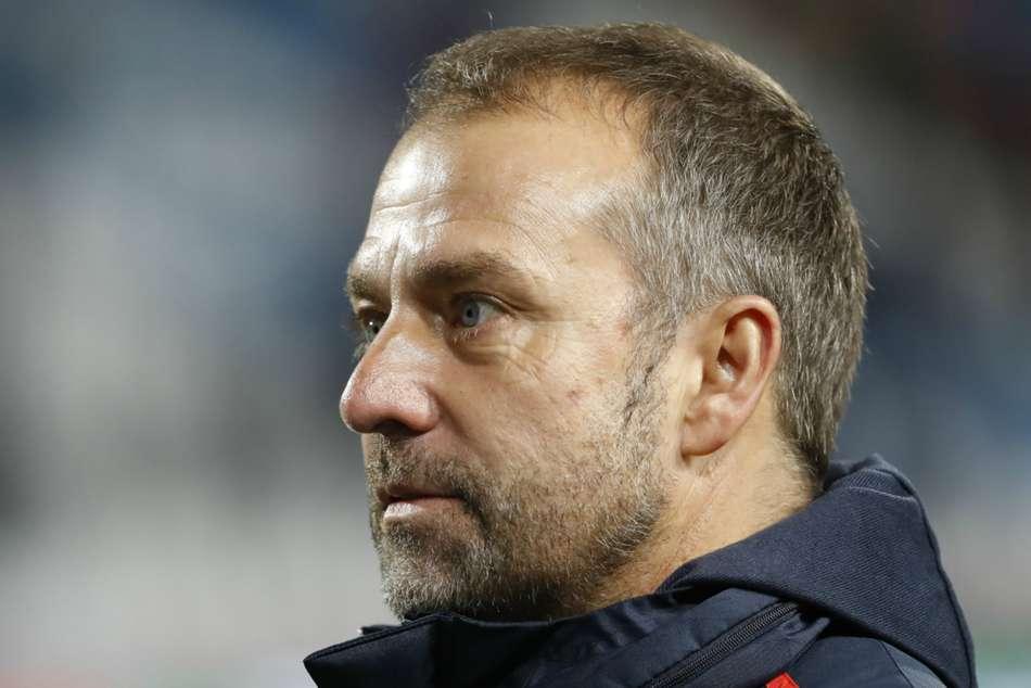 Borussia Monchengladbach 2-1 Bayern Munich: Bensebaini brace sees Flick's men lose again