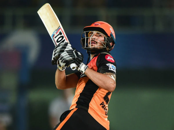 6. Sunrisers Hyderabad