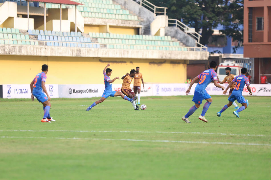 I-League 2019-20: Kisekka earns three points for Gokulam against a resilient Indian Arrows