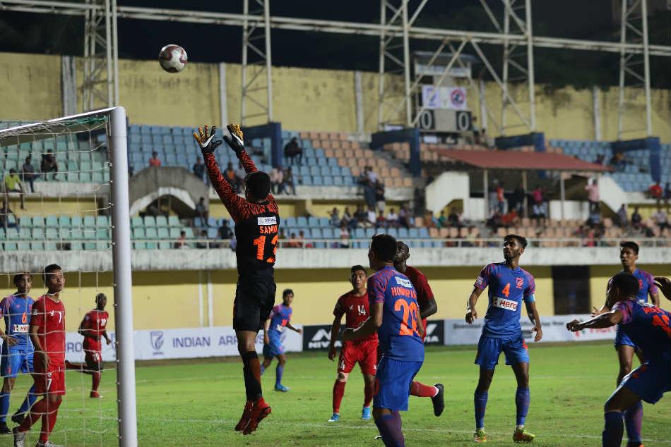 Hero I-League: Aizawl grasp last-gasp winner to overcome valiant Indian Arrows in Goa
