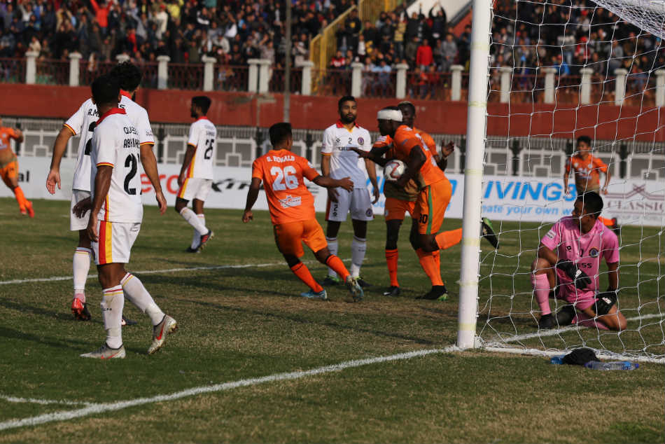Hero I-League: Quess East Bengal thrash Neroca 4-1 to clinch first win of the season