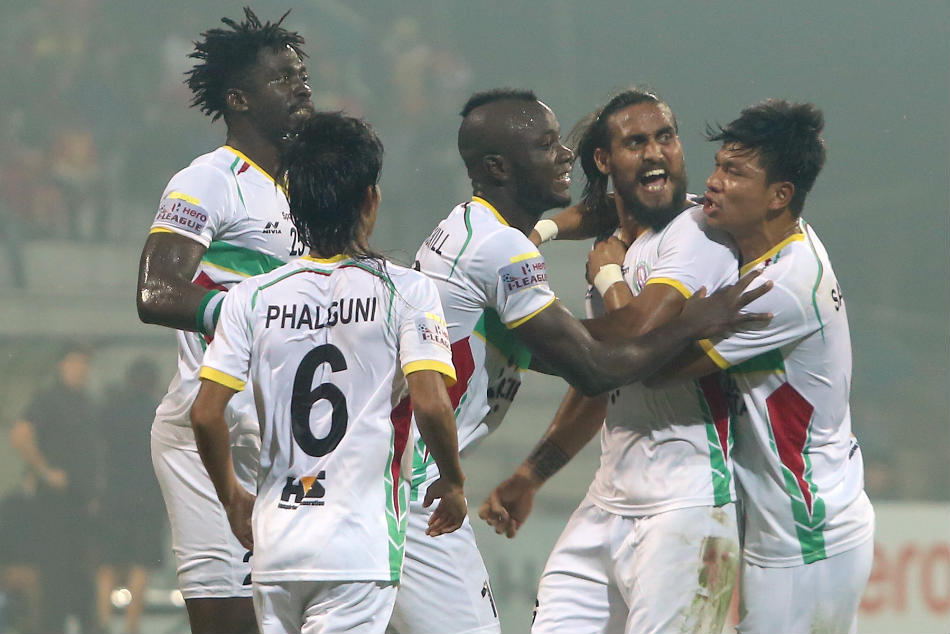 Hero I-League: Quess East Bengal leave it late to earn a dramatic victory against TRAU