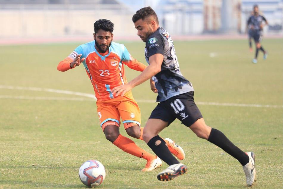 Hero I-League: Second-half blitzkrieg helps Punjab down champions Chennai City