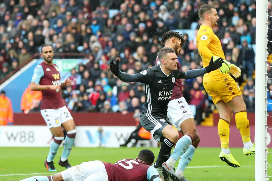 Premier League Review: Vardy shines as Leicester cruise past Aston Villa
