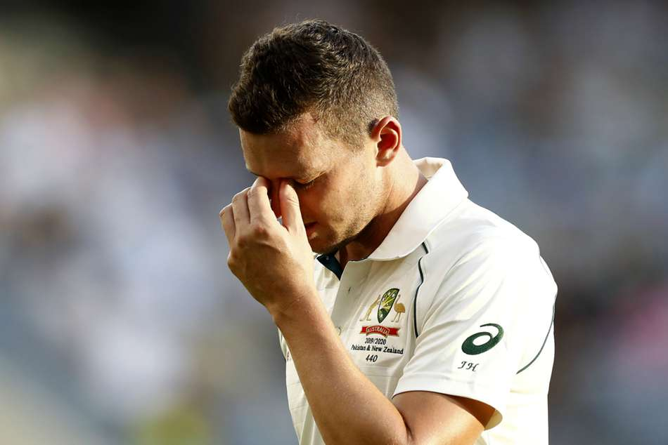 Hazlewood out of Boxing Day Test after hamstring tear