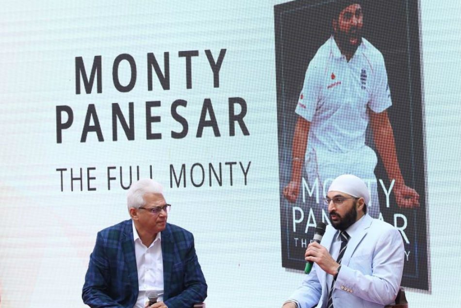 Monty Panesar launches his book The Full Monty; sprinter Dutee Chand joins athletes & authors at Ekamra Sports Lit Fest