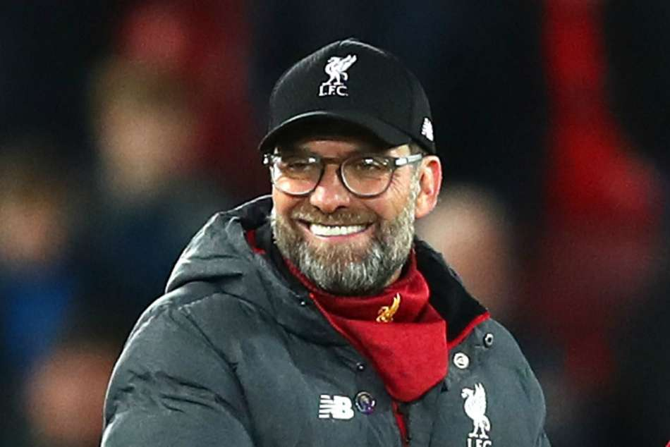 Liverpool Klopp Manchester United Tottenham Premier League Data Diary