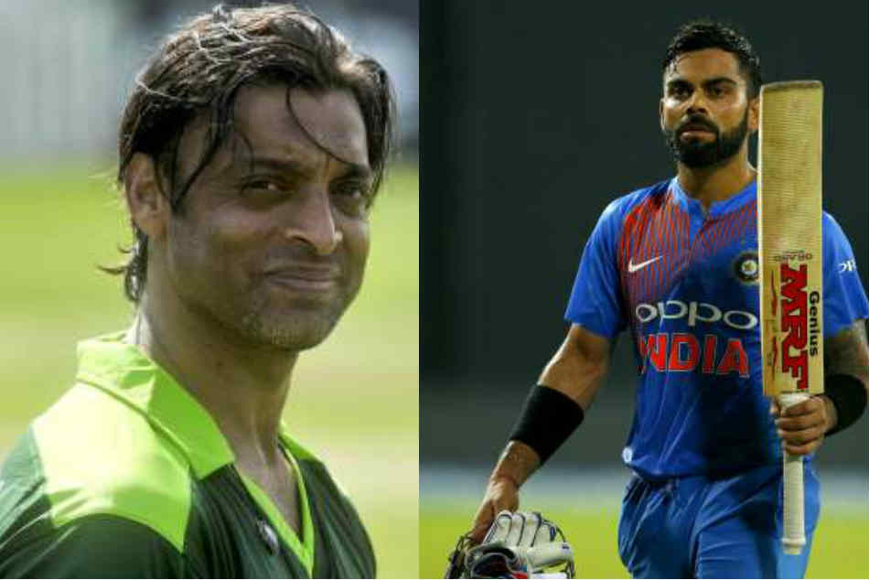 Shoaib Akhtar compares Virat Kohlis intensity on the field with Imran Khan, urges Pakistan players to follow Kohli
