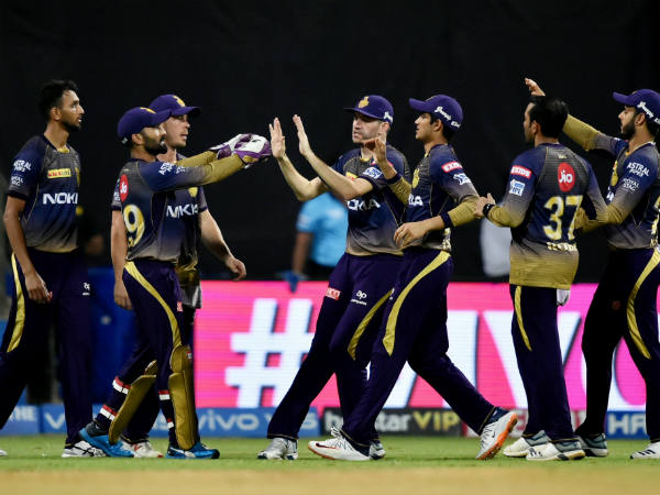 4. Kolkata Knight Riders