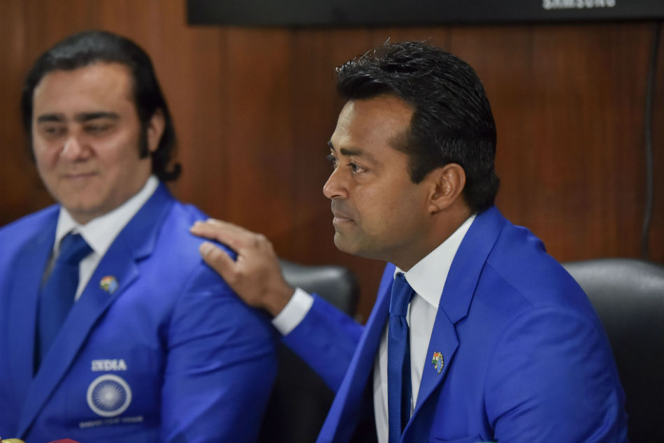 Paes on what keeps him going at 46