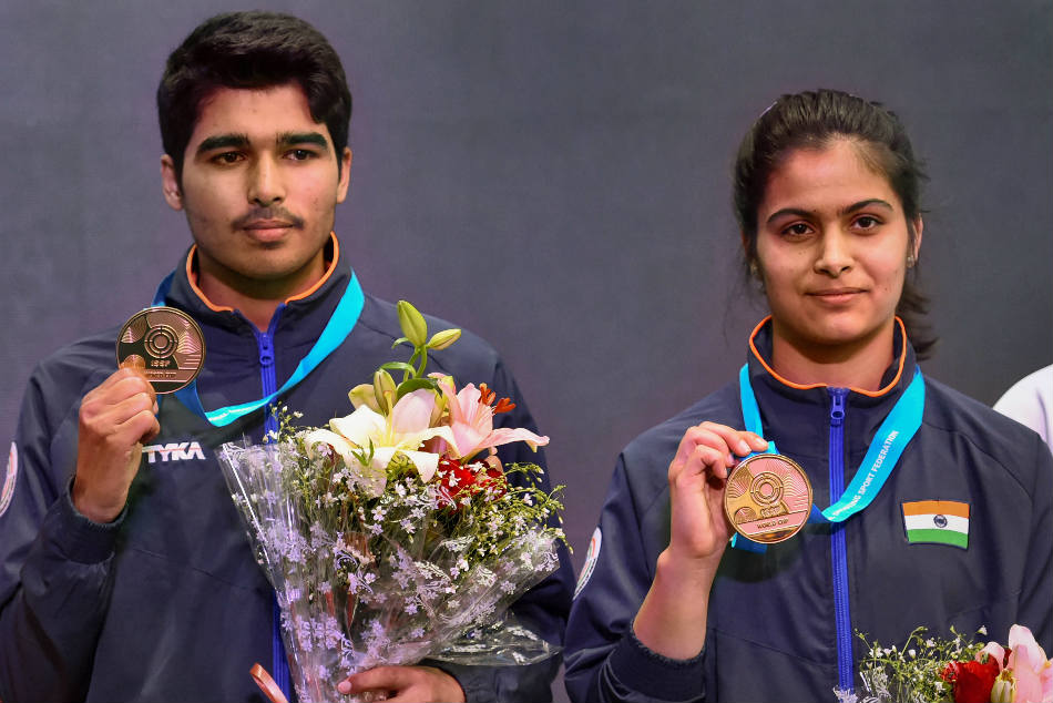 Year Ender 2019: Hitting the bulls eye: Indian shooters raise hopes of bumper Olympics with stunning 2019 show