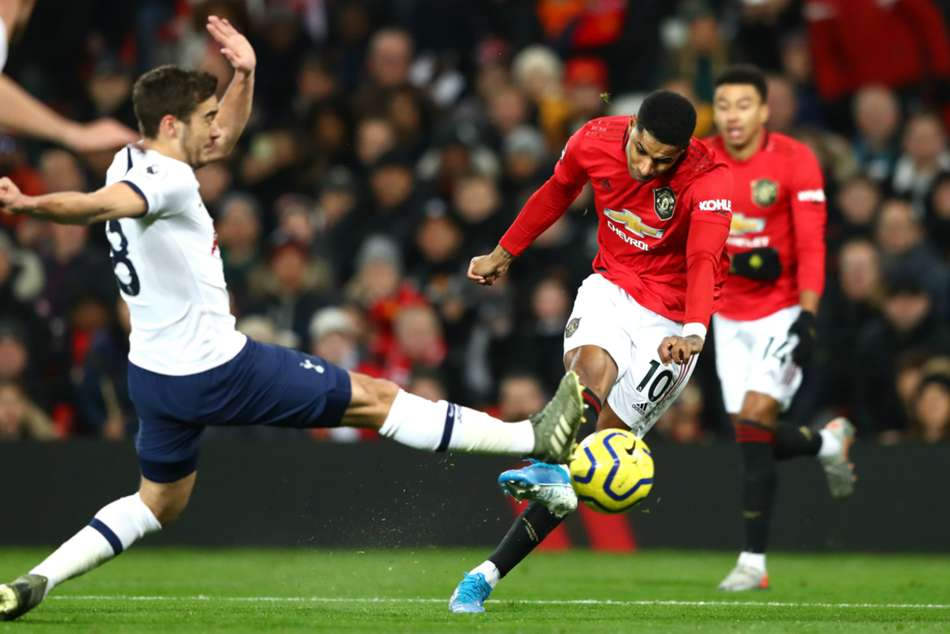 Manchester United 2-1 Tottenham: Rashford condemns Mourinho to defeat on Old Trafford return