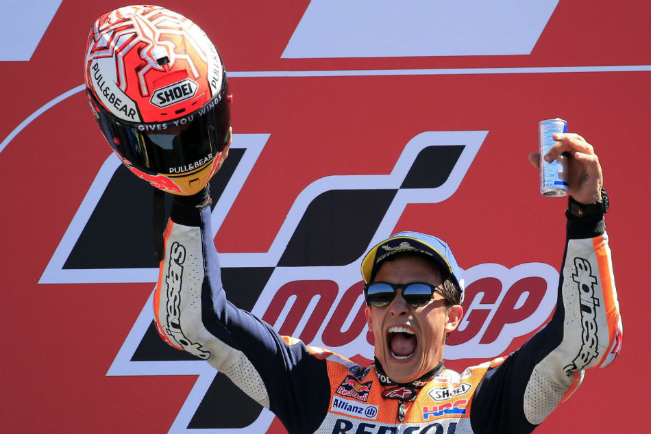 MotoGP Yearender 2019: Marc Marquez remained in a class of his own