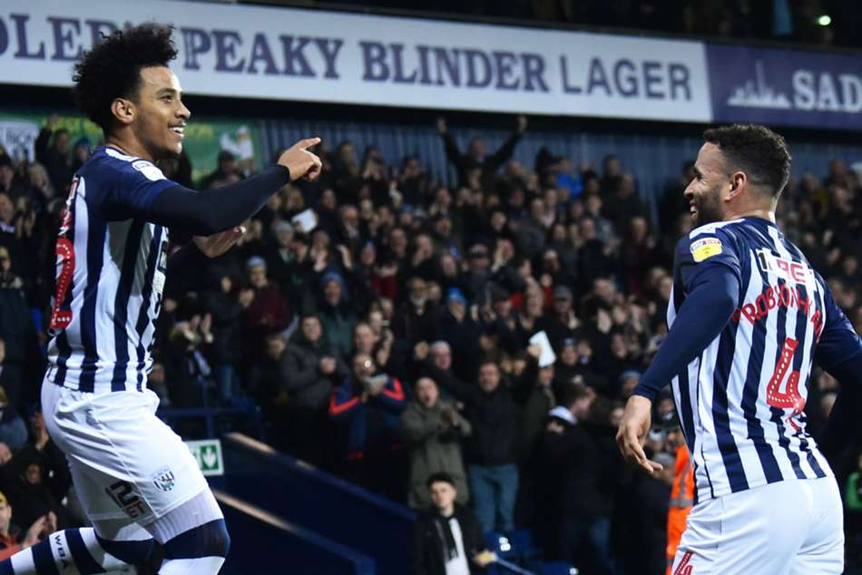 West Brom 5-1 Swansea City: Baggies back on top after biggest win of Bilic's reign