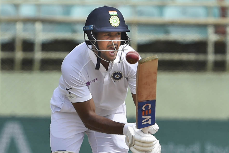 Mayank Agarwal replaces injured Shikhar Dhawan in India ODI squad against West Indies