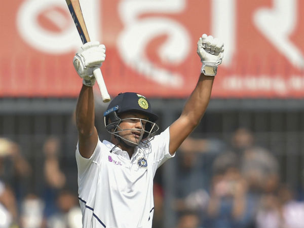 Mayank Agarwal Looks To Make His Mark In The White Ball Cricket